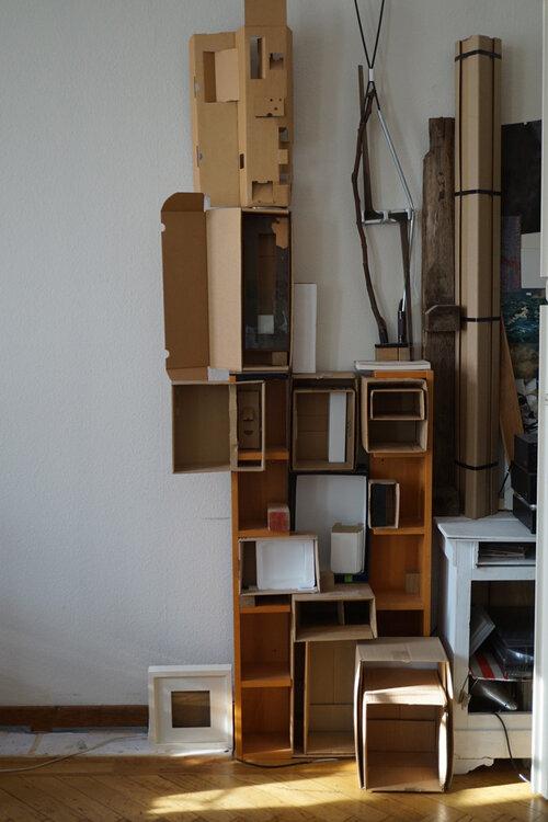 MY1 - start to collect - art design